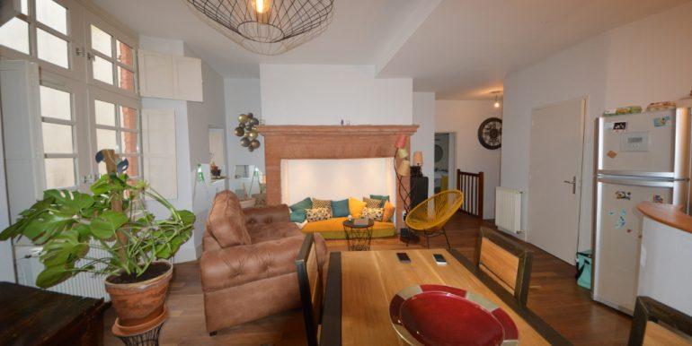 Bel Appartement atypique