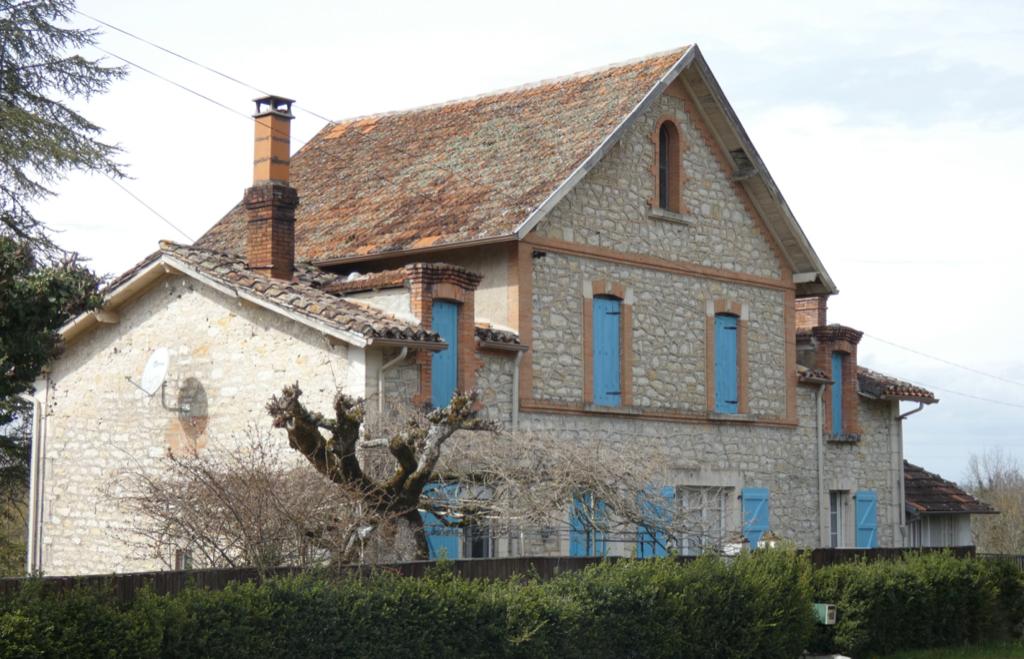 Maison en pierre 190 m2