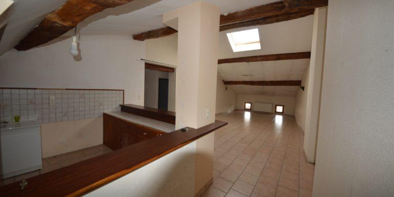 APPART.COEUR DE VILLE T5  de 170 m² avec Place ParkingA.B.I - Agence Bourdarios Immobilier - A.B.I  Agence Bourdarios Immobilier-1