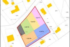 Terrains à Bâtir  5 lots 1000m² à 1200m²A.B.I - Agence Bourdarios Immobilier - A.B.I  Agence Bourdarios Immobilier-1