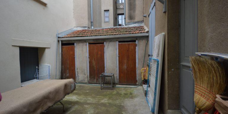 Maison VILLEBOURBON  côté Tarn de 75 m2 avec cours arrièreA.B.I - Agence Bourdarios Immobilier - A.B.I  Agence Bourdarios Immobilier-6