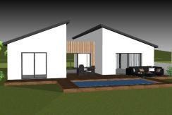 Sud Montauban  - VEFA - Maison Haut de gamme 4p