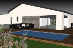 Sud Montauban  - VEFA - Maison Haut de gamme 5p
